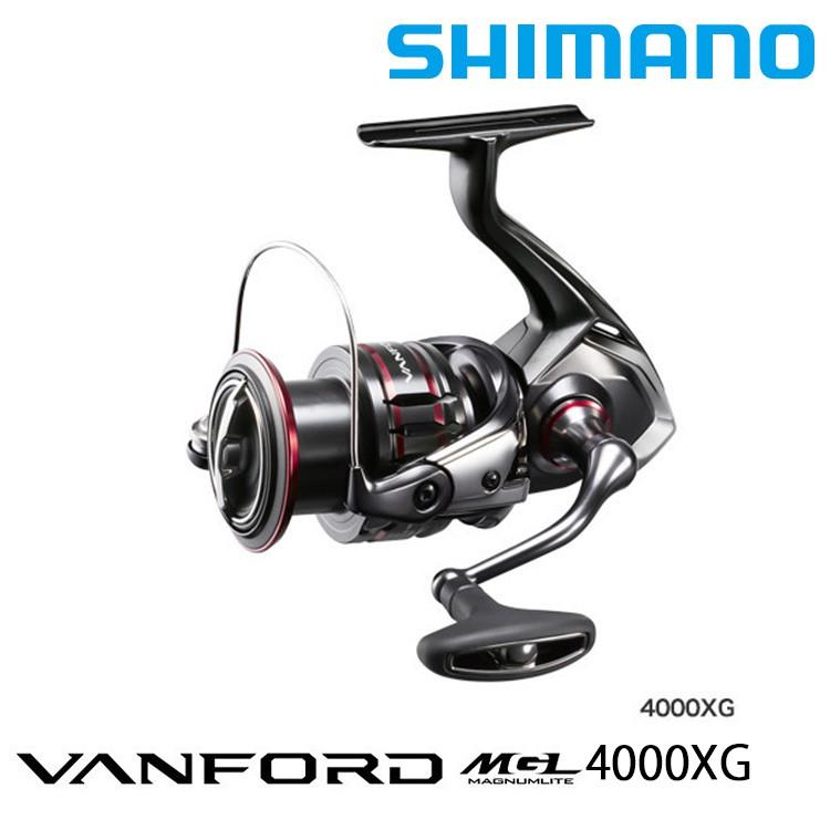 SHIMANO 20 VANFORD 4000XG [漁拓釣具] [紡車捲線器]