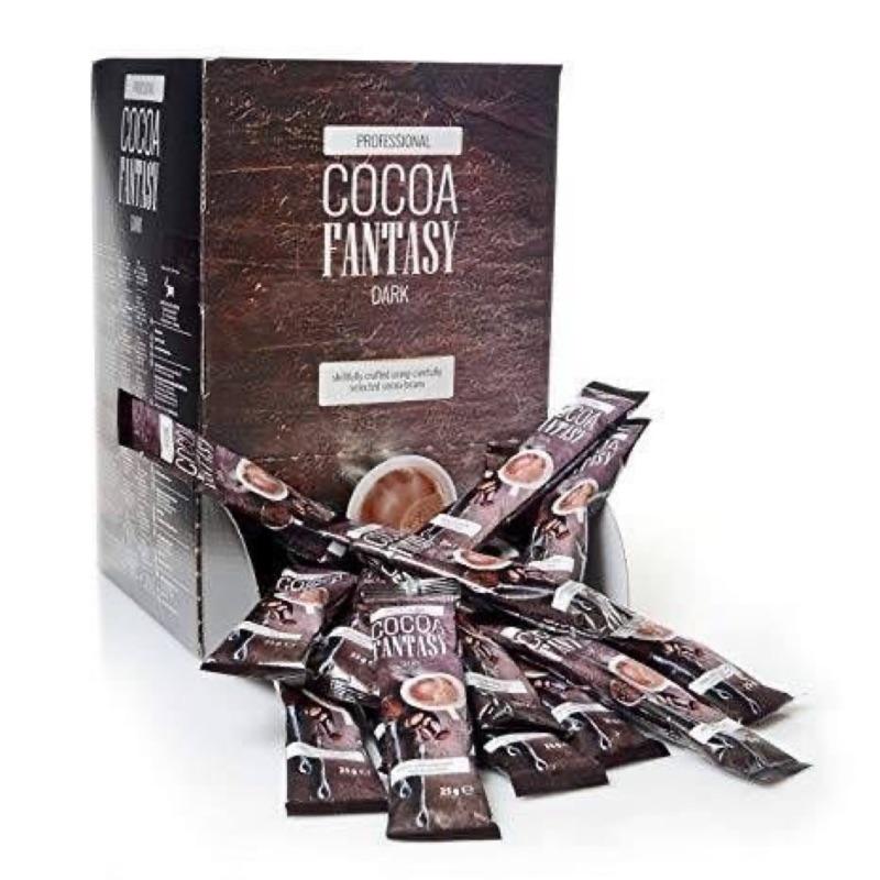 瑞士 🇨🇭 百年品牌 Cocoa Fantasy (原Suchard Caona)巧克力粉 25g隨身包組*10包