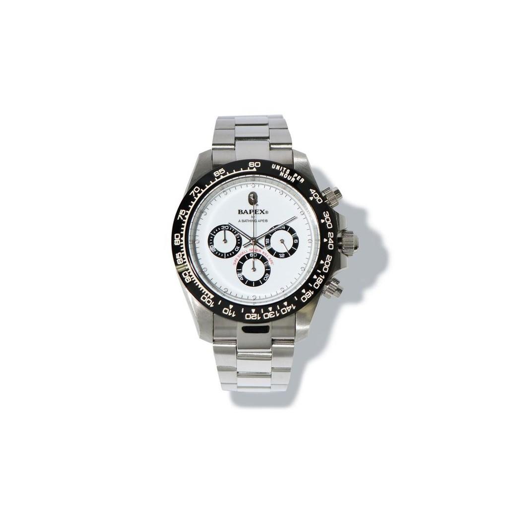 A BATHING APE  TYPE 4  BAPEX 手錶