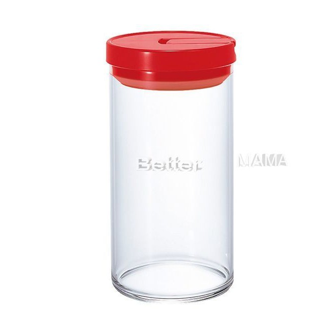 HARIO 咖啡儲豆密封罐 800ML / 1000ML 儲物罐 密封罐