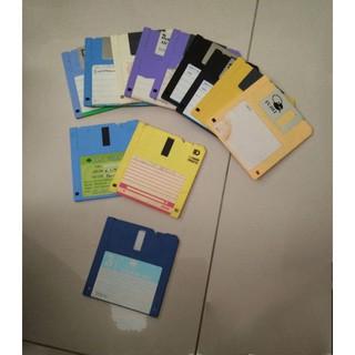 二手3.5吋電腦磁碟片1.44MB軟碟片~皆已測試過 台北市