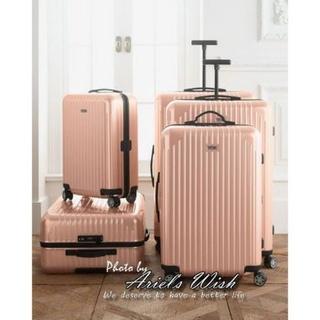 全新北美限量絕版正品Rimowa Salsa Air Multiwheel Pearl Rose珍珠玫瑰粉29吋-現貨 臺北市