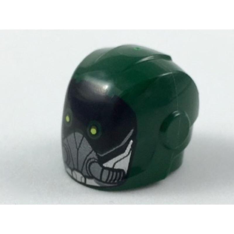 LEGO 76083 超級英雄 禿鷹 頭盔