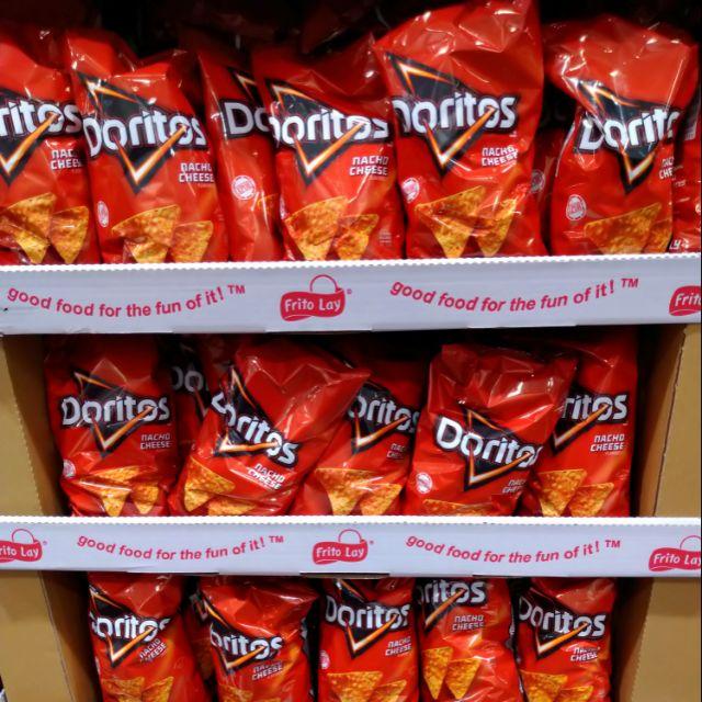 【好市多代購】多力多滋美國進口起司玉米片453.6克 多力多滋 餅乾 好市多 代購