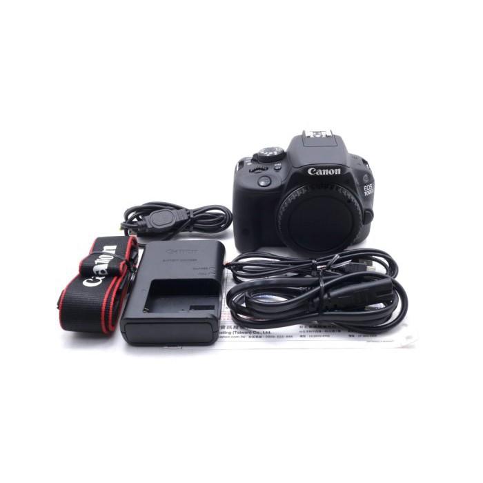 【莫比爾3C】Canon EOS 100D 單機身 二手 APS-C 單眼相機 快門次數約4,526 #58206
