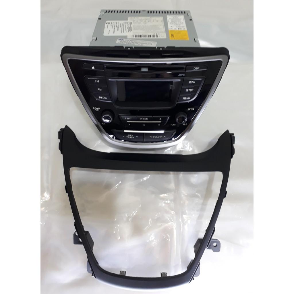 Hyundai/現代 15年 ELANTRA 原廠音響主機