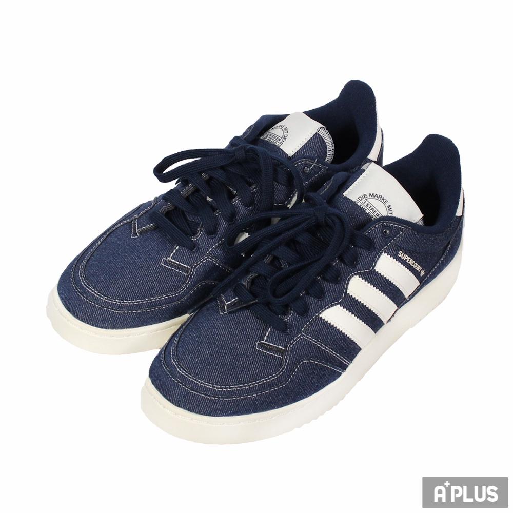 ADIDAS 男 休閒鞋 牛仔 SUPERCOURT - FW4425