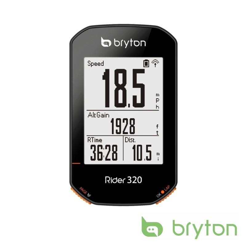 BRYTON Rider 320E GPS碼錶