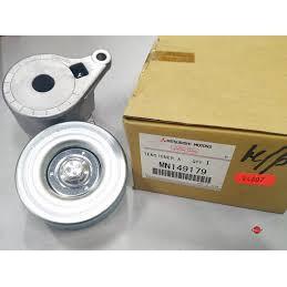 HS汽材 三菱 GRUNDER 2.4 SAVRIN 2.4 2004~2015年 正廠 皮帶調整 粽合皮帶惰輪總成