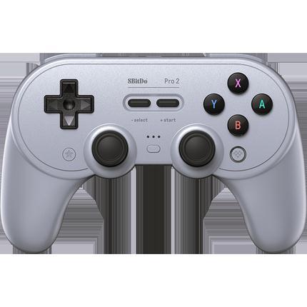 八位堂Pro2藍牙遊戲手柄8BitDo精英無線手機PC電腦任天堂NS Switch/Lite遊戲機體感steam安卓ma