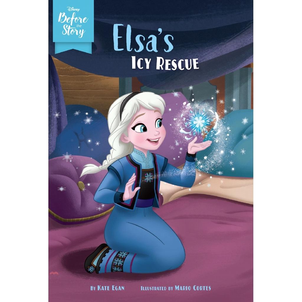 Elsa's Icy Rescue ― Elsa's Icy Rescue【三民網路書店】[79折]