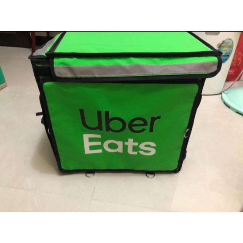 轉賣🛵 Uber Eats二手官方大包(約9成新)