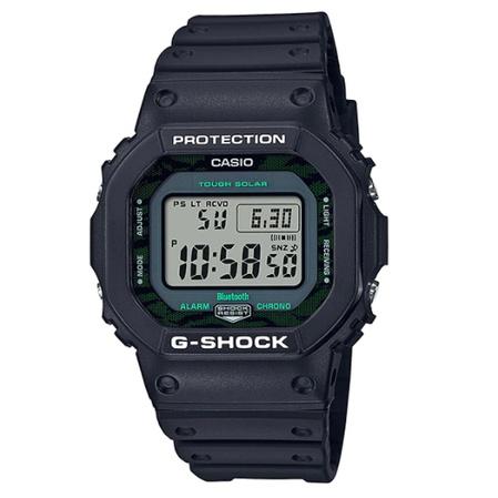 【奇異SHOPS】CASIO G SHOCK 午夜綠 休閒時尚錶款 GW-B5600MG-1