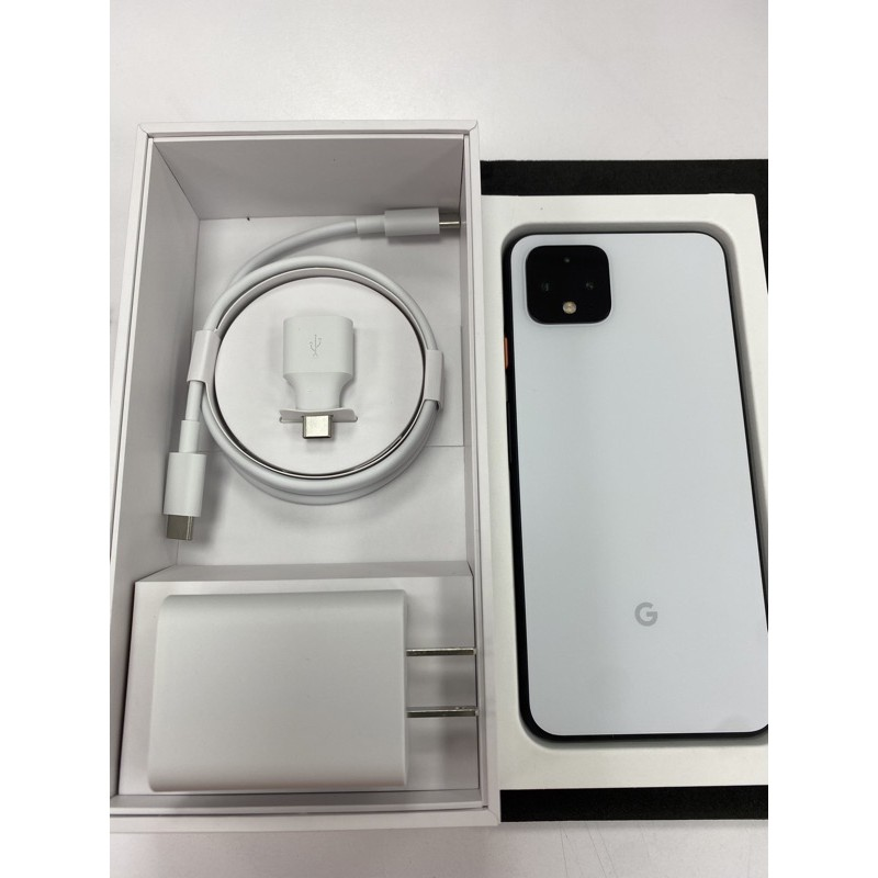 Google PIXEL 4 64G白(福利品)