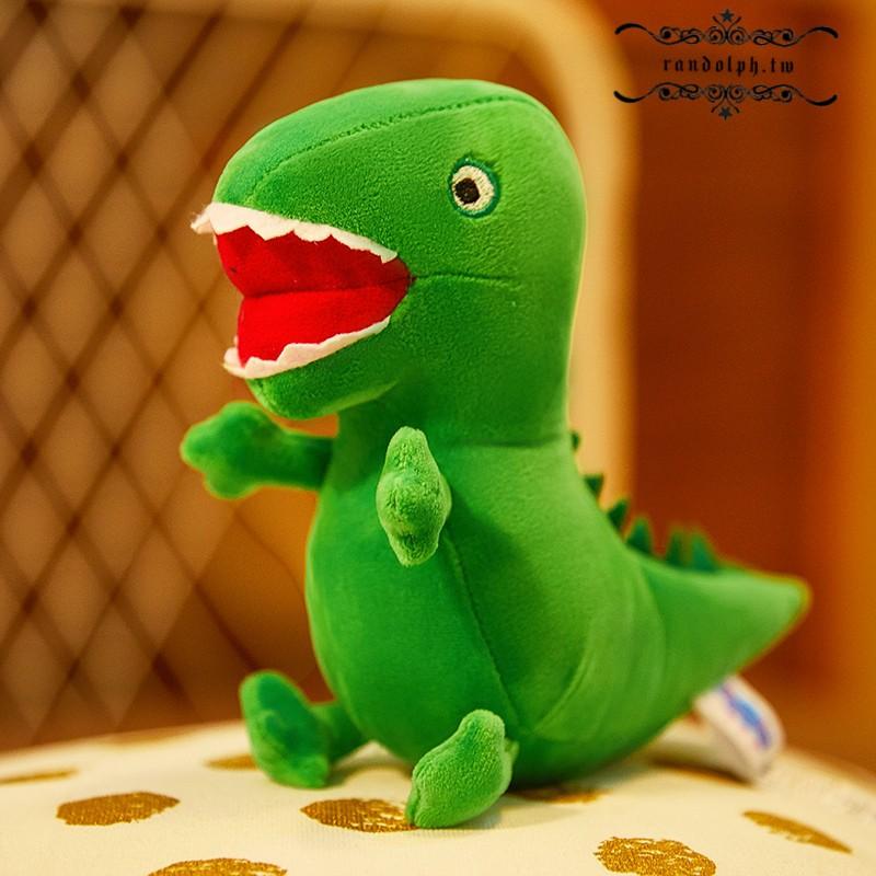 小豬佩奇恐龍先生佩琪玩偶公仔同款喬治的恐龍泰迪毛絨玩具布娃娃