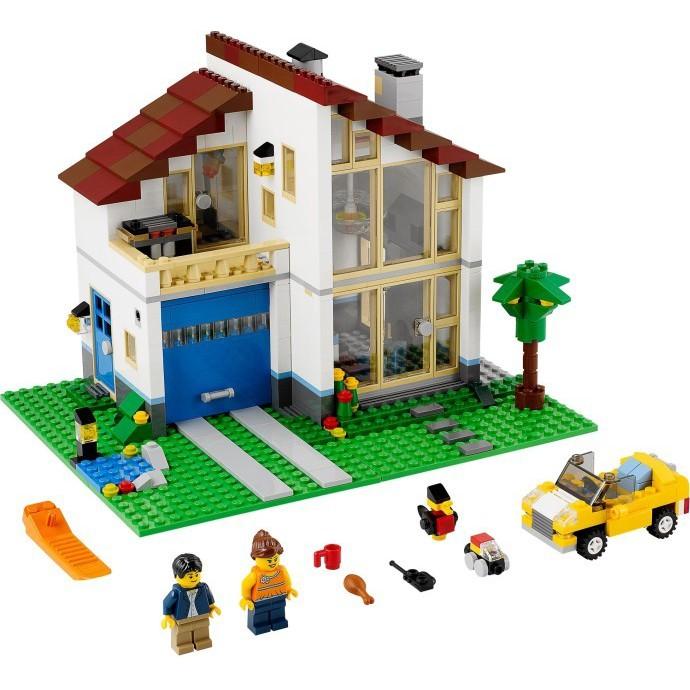 LEGO 樂高積木 CREATOR 3in1 31012 大宅