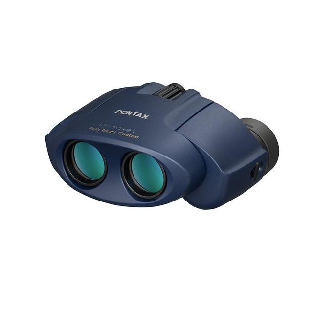 RICOH PENTAX UP 10x21 雙筒望遠鏡 【宇利攝影器材】 非球面鏡片 適合演唱會 賞鳥 富堃公司貨