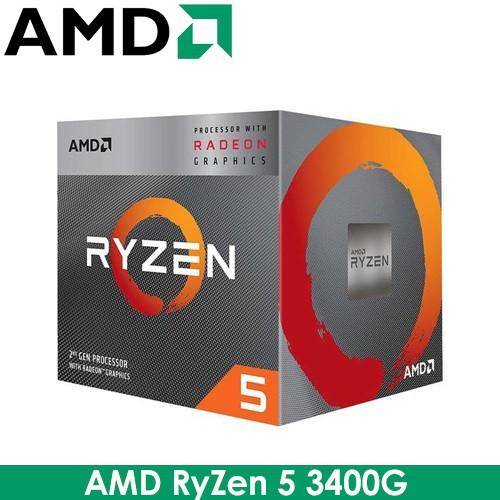 AMD RyZen R5 3400G 非 3300X 3500X 5600X 5800X 5900X 5950X