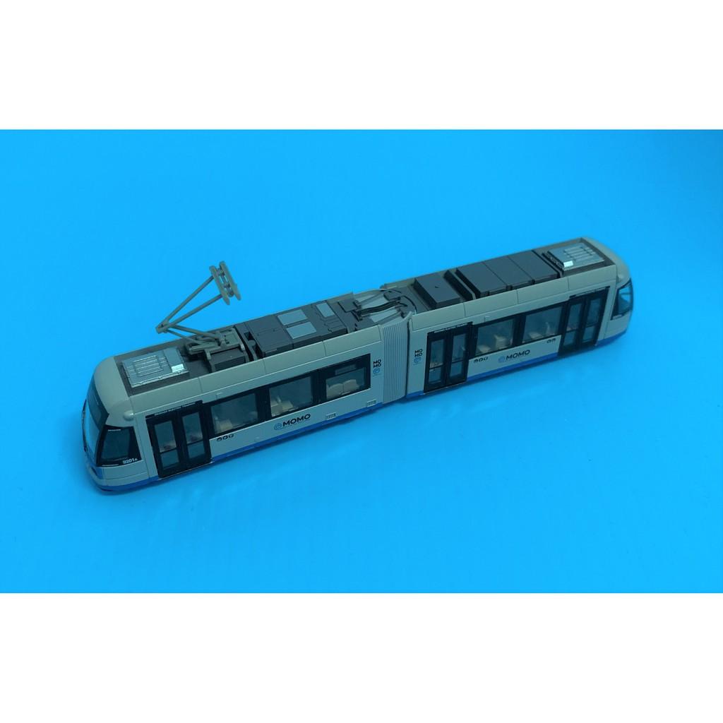 TOMYTEC 路面電車 岡山電軌道 9200型 MOMO 中古 N規 現貨