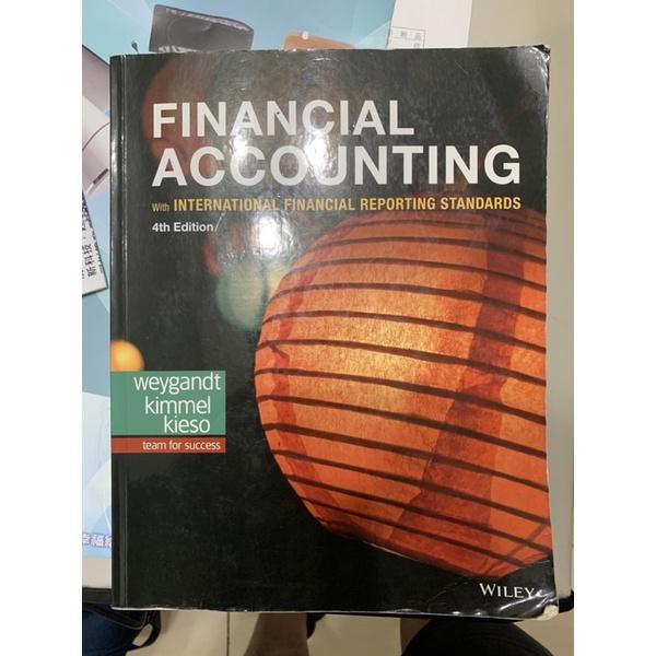 FINANCIAL ACCOUNTING 4th Edition(二手原文書)