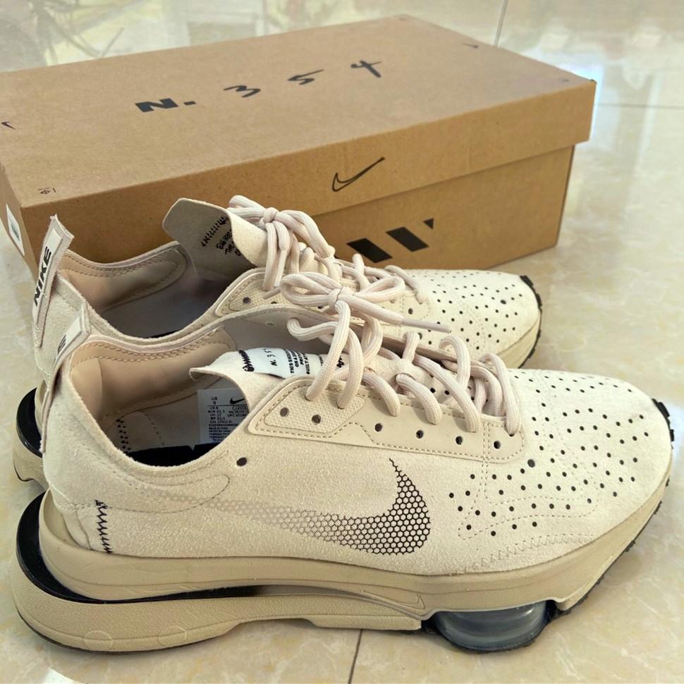 全新正品代購 Nike Air Zoom Type 米黃 休閒鞋 運動鞋 慢跑鞋 CJ2033-102