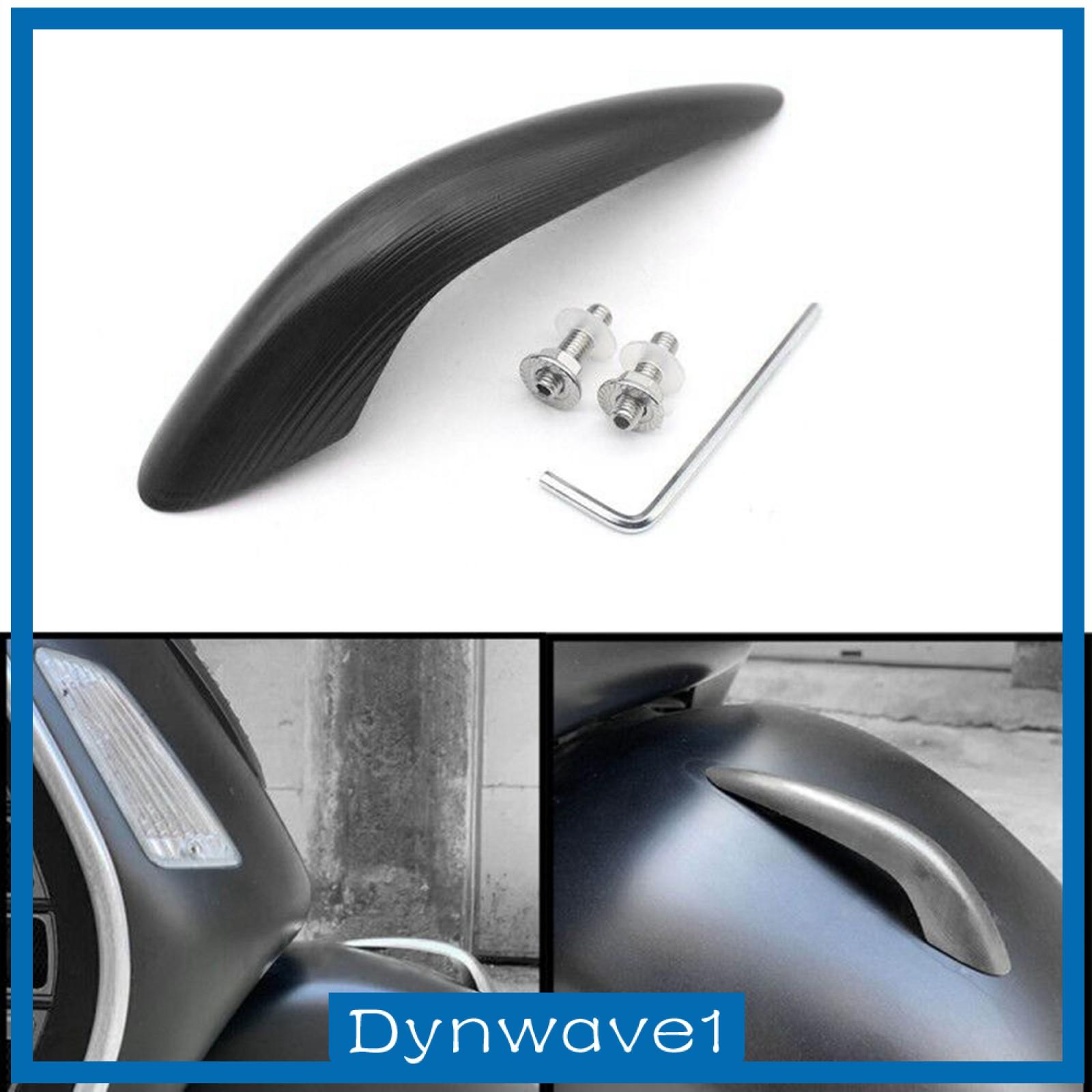 FENDER [Dynwave1] Vespa Gts Gtv 250300 的前擋泥板擋泥板鼻喙裝飾配件