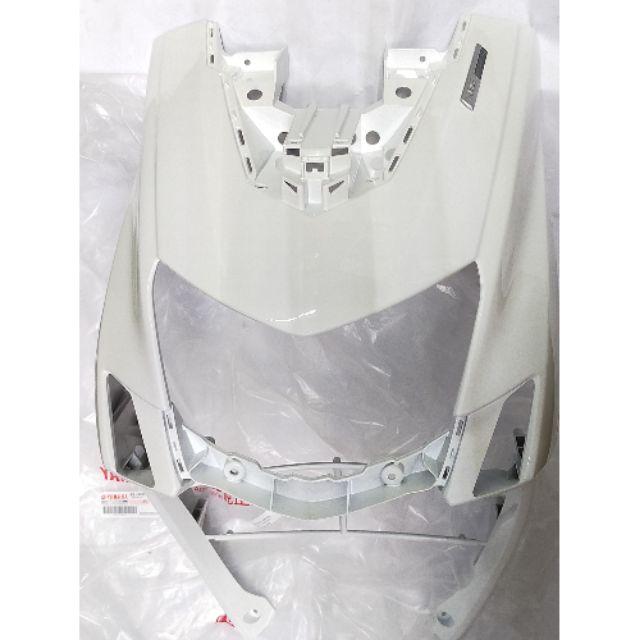YAMAHA 山葉 原廠 勁戰 五代 ABS (白色) H殼 面板 擋風板 前擋板
