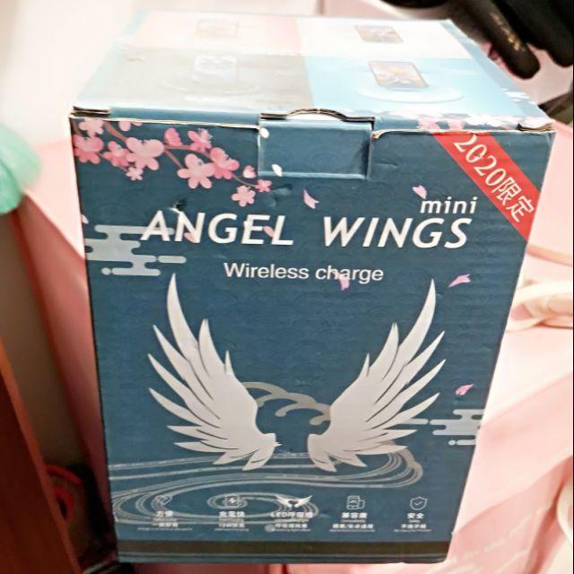 *台主補貨區* 天使之翼無線充電座 2020限定版 黑色