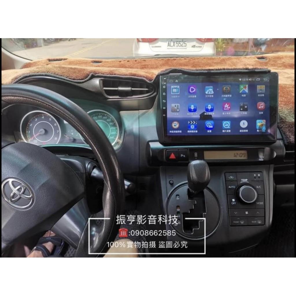 🟡振亨影音(現貨秒出) 7862cpu 八核心3+32G/6+128G DIY材料組 安卓機+專用框+倒車顯影