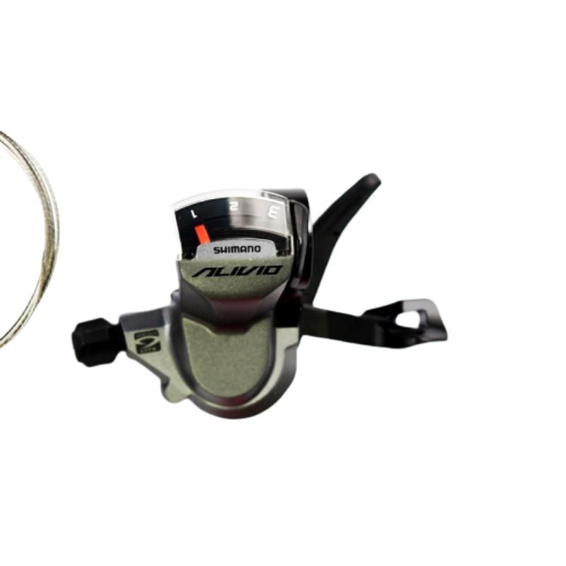 SHIMANO ALIVIO SL-M4000-3 左3速變速把手(原廠盒裝)[34580263]【飛輪單車】