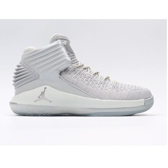 全新 Nike Air Jordan 32 AH3348-007 灰狼 AJ32喬丹32代 藍球鞋