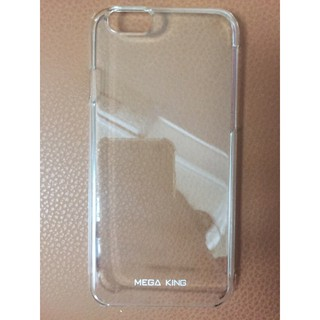 [二手]MEGA KING iPhone 6 透明手機殼 微刮自動修復手機保護殼