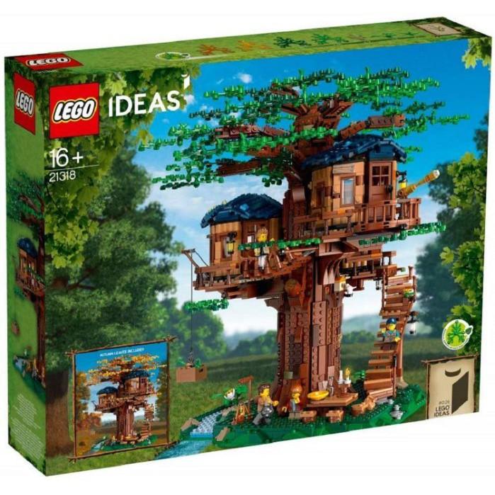 LEGO 樂高 IDEAS #26號 21318 樹屋 <正版/全新現貨/請選郵寄>