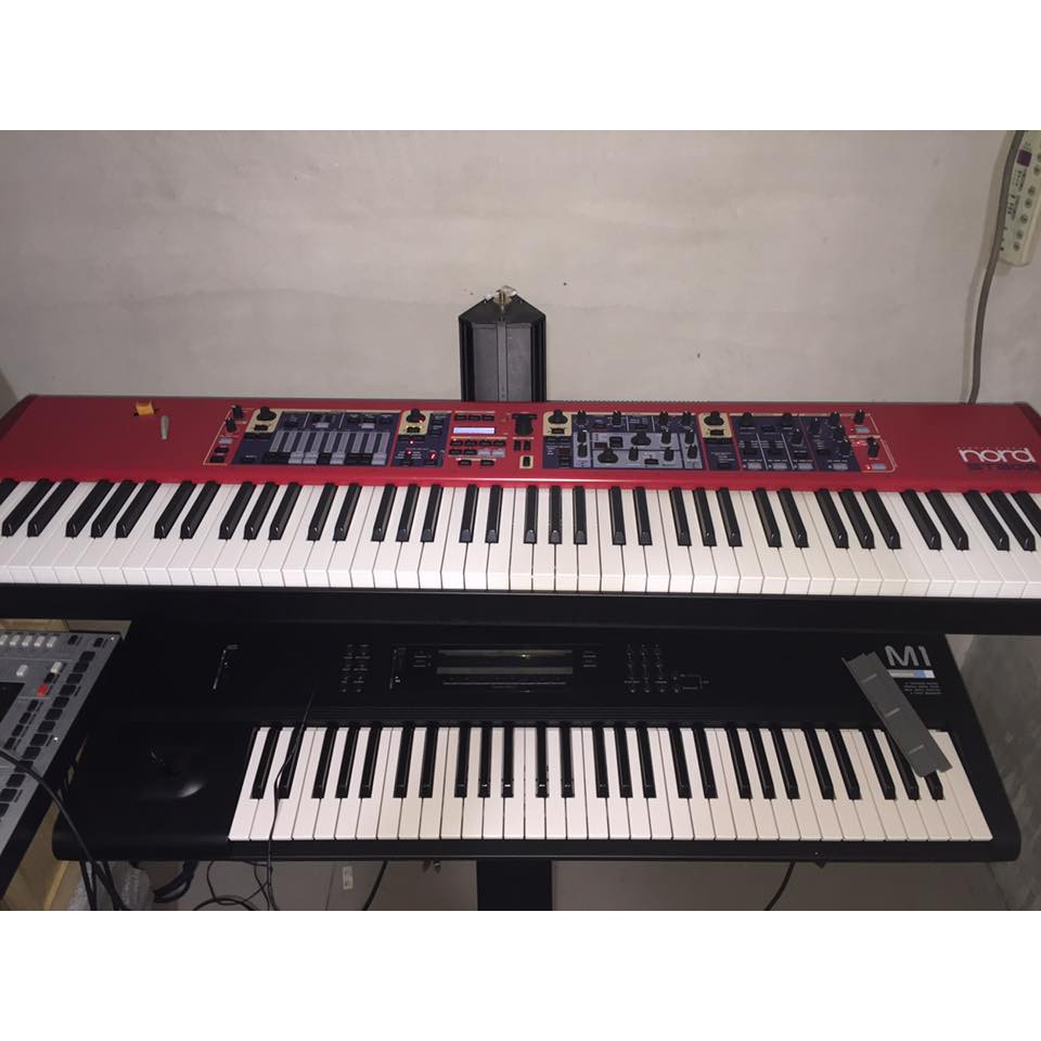 Nord Stage 88 (Revision B) 第一代