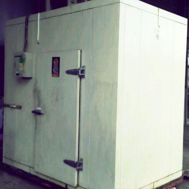 兩坪冷凍庫進口壓縮機(全新的)