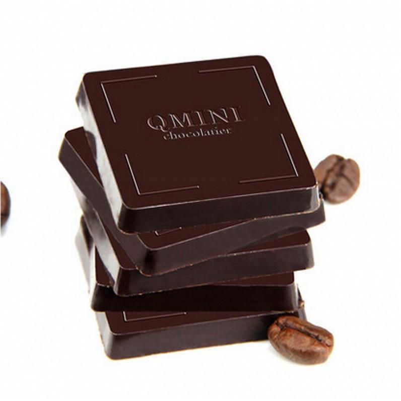 100%無糖純黑巧克力QMINI散裝批發 禮盒裝禮物送女友休閑零食品