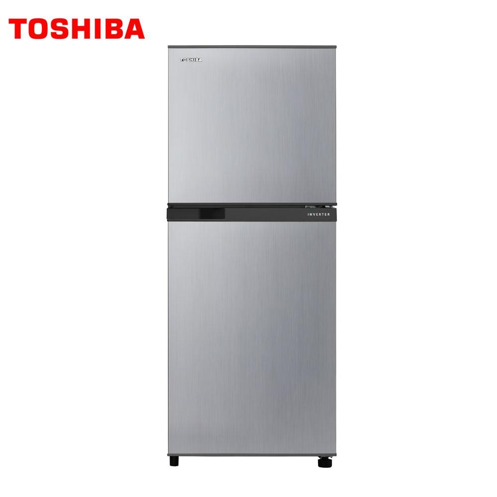 現貨限北北桃竹跨區偏遠另計【TOSHIBA東芝】192公升變頻雙門冰箱 GR-A25TS(S)典雅銀安裝+舊機回收
