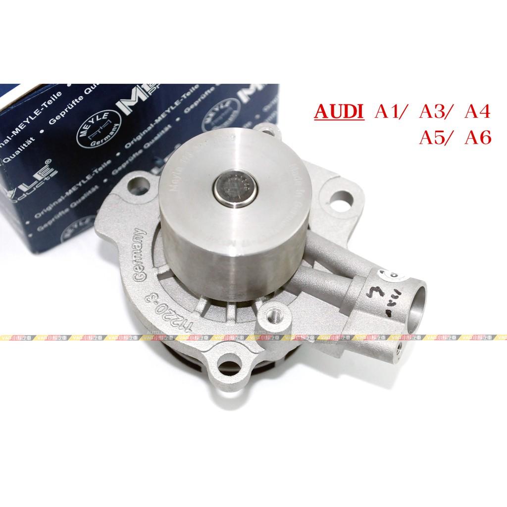 (VAG小賴汽車)Audi A1 A3 A4 A5 A6 TDI 水泵 水幫浦 水邦浦 水泵浦 全新