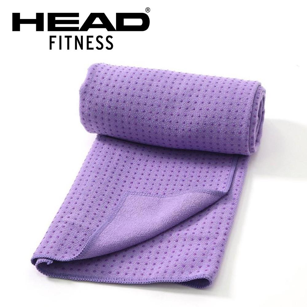 HEAD海德 瑜珈鋪巾 超細纖維 吸水速乾 瑜珈墊專用 瑜珈用品