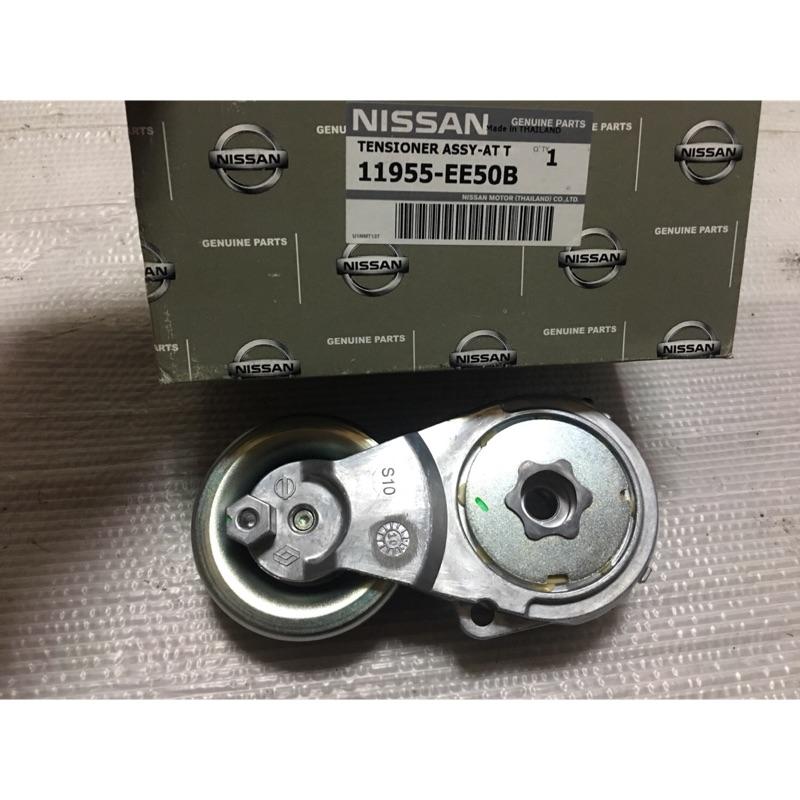 Tiida/Livina1.8-Bluebird 冷氣惰輪(原廠皮帶惰輪調整器$1500)