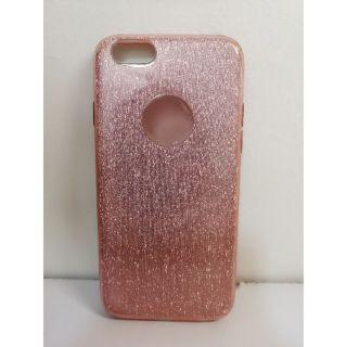 二手 iPhone6 6s 粉色金蔥手機殼 高雄市