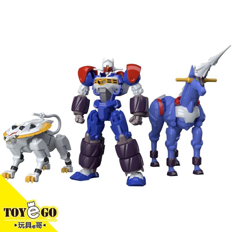 萬代盒玩現貨 SUPER MINIPLA組裝模型 GEAR戰士 電童 數碼武裝 獨角獸 獅王 代理玩具e哥 50397
