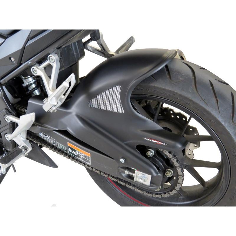 【Powerbronze】預訂 CBR500R 加長後土除 前土除加長片 風鏡風擋