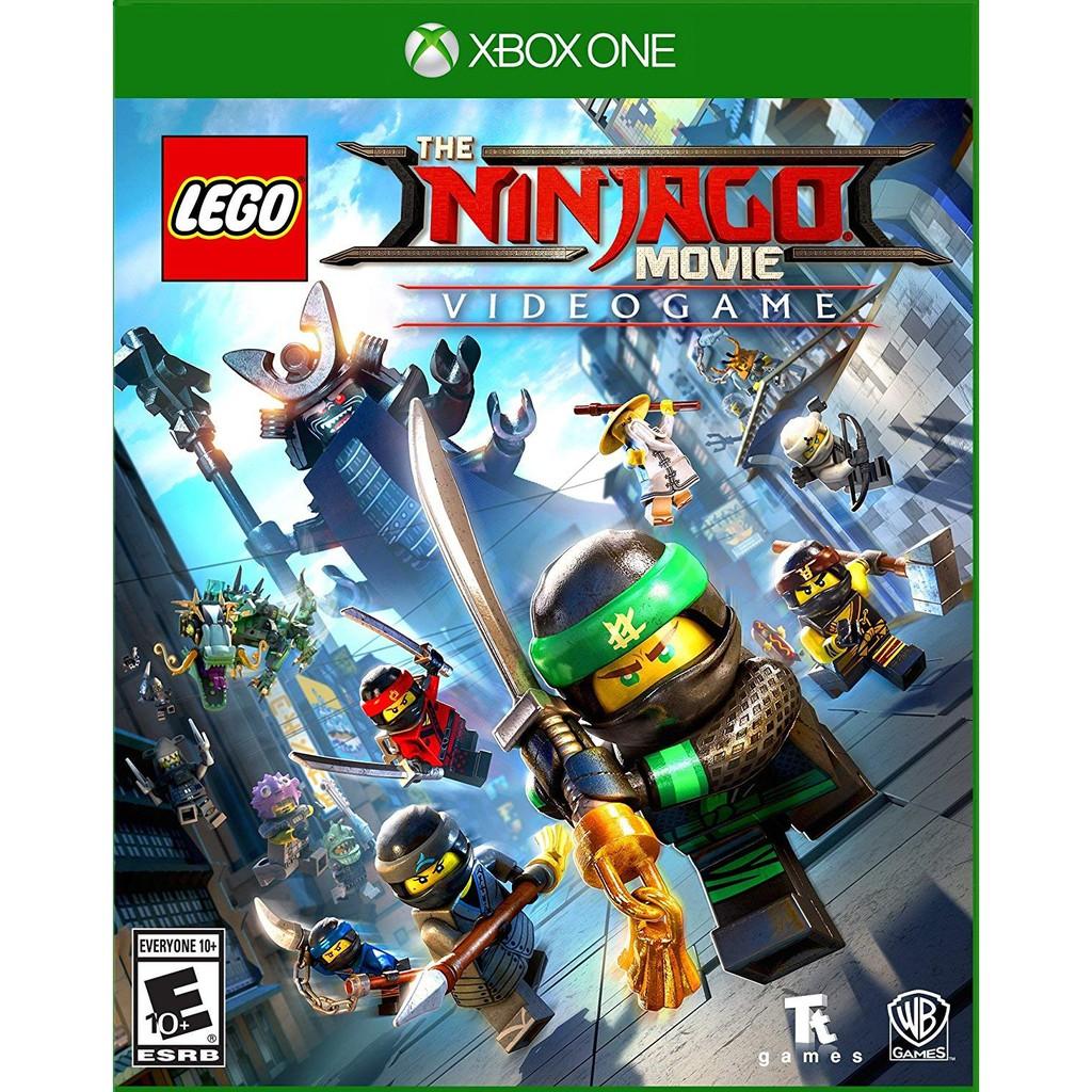 🏆🏆遊戲玩家🏆XBOXONE XBOX ONE正版遊戲 樂高旋風忍者大電影 下載碼 數位版XBOX數位版