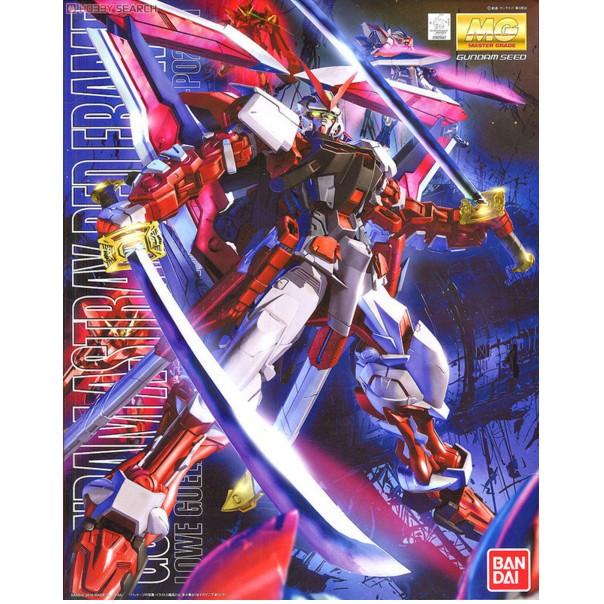 【鋼普拉】BANDAI 鋼彈 MG 1/100 GUNDAM ASTRAY RED FRAME 紅異端鋼彈