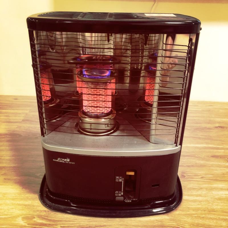 CORONA RX-2212Y-HD 煤油暖爐