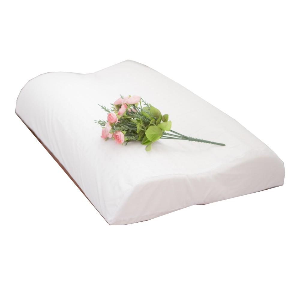 【LUST】 【100%純乳膠枕】人體工學 CERI純乳膠檢驗(附贈大和抗菌布套 (手提收納袋)