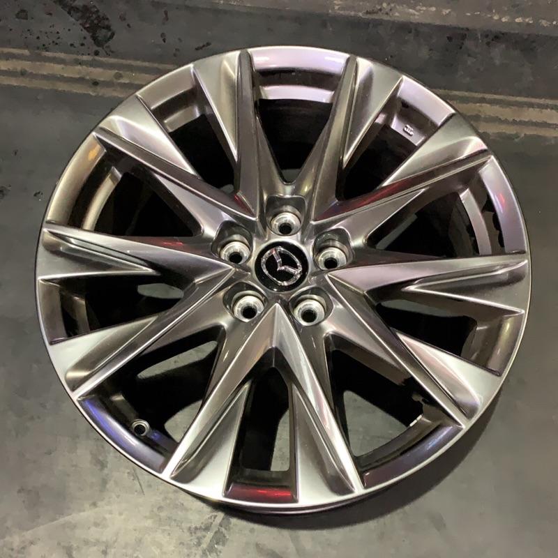 高雄人人輪胎 新車落地 新式 Mazda CX5 CX-5 19吋 原廠鋁圈 114.3/5孔 7J ET45 一組四顆