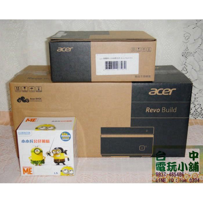 台中電玩小舖~宏碁 M1-601 intel N3050 2G 32GB 積木疊疊樂主機 Win10 & 1TB硬碟套件