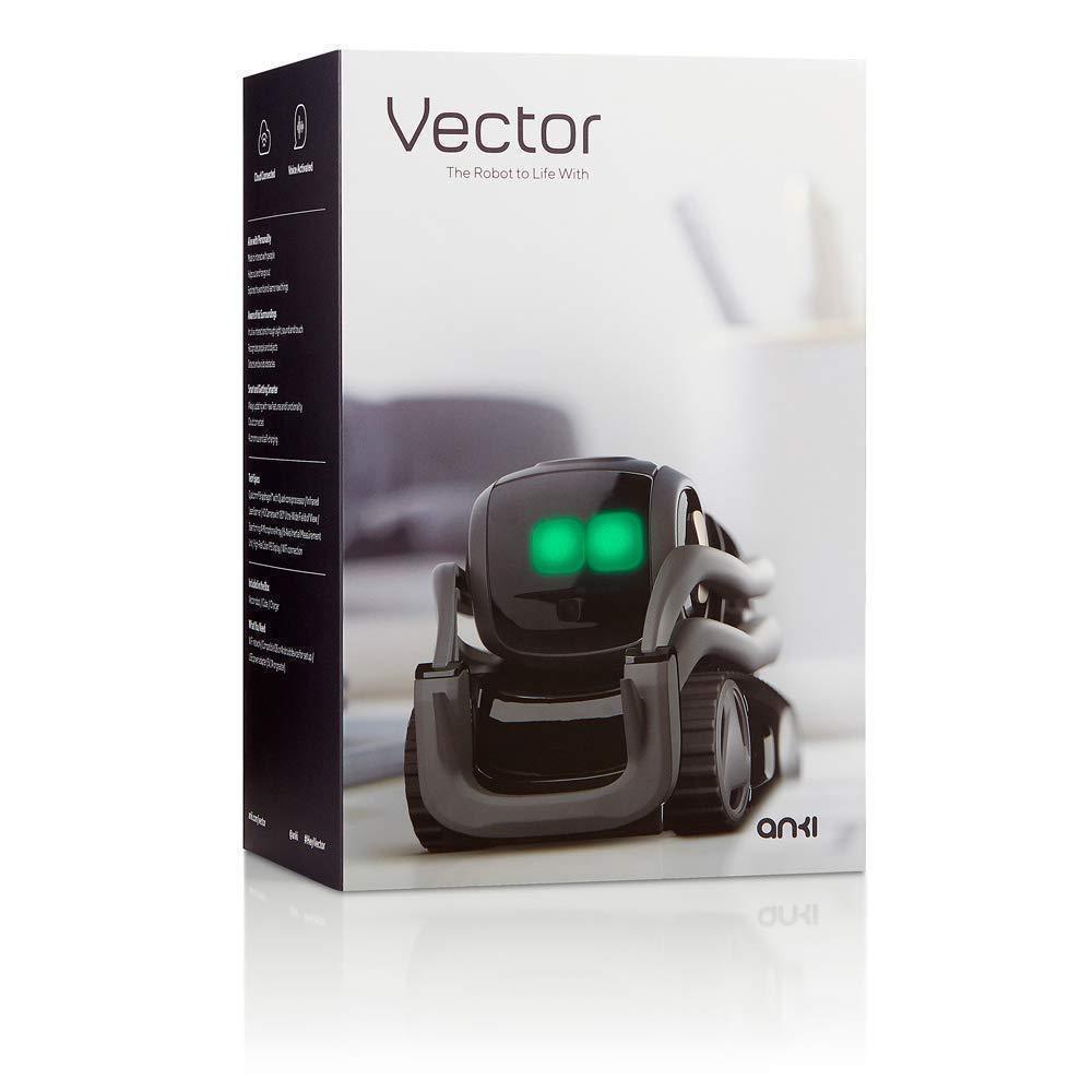 ANKI Vector最新智能照相版✨超取免運可刷卡 瓦力迷你機器人AnkiCozmo最屌電子寵物 EXCLUSIVE